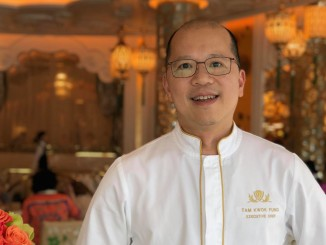 Big news in Macau: Chef Tam Kwok Fung, formerly of Jade Dragon in City of Dreams (2 Michelin stars, and the only Macau restaurant on Asia's 50 Best Restaurants list) is now with Wynn Palace's Wing Lei, as of July 2018 (Photo by Cheryl Tiu)