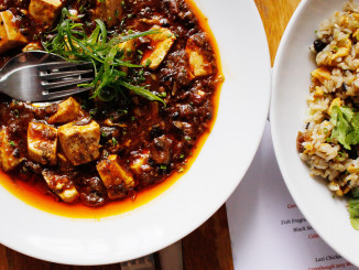 Get ready for a Sichuan soul food feast this Sept. 29, New York City!!! (Photo courtesy of Fly By Jing)