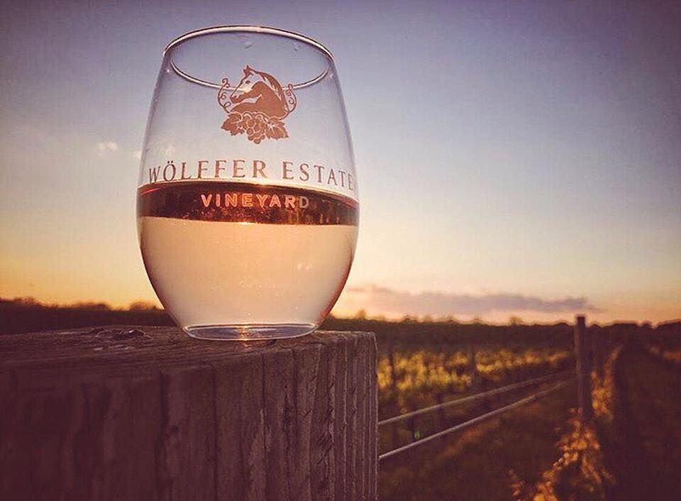 Wolffer Estate Vineyard is a boutique family-owned winery at The Hamptons, celebrating their 30th anniversary this year, too! (Photo taken from Wolffer Estate Vineyard's Instagram page)