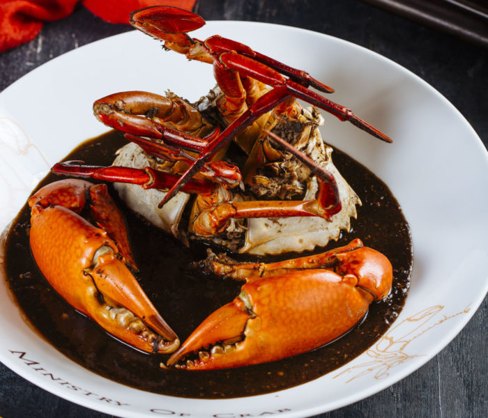 MANILA: Sri Lanka's Ministry of Crab Now in the Philippines at Shangri-La at the Fort