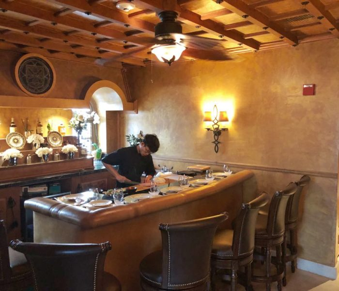 MIAMI: What It's Like To Dine At Sushi By Bou– Inside The Versace Mansion