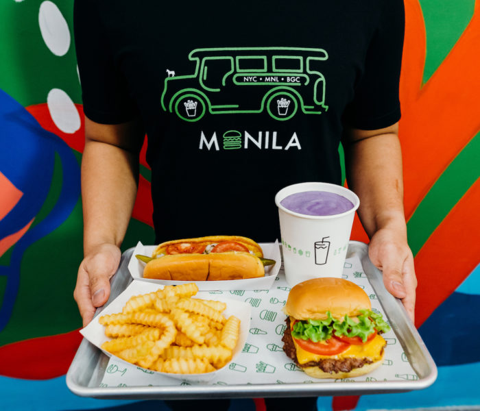 Shake Shack Manila Opens On May 10! Here's The Full Menu (And The Prices!)