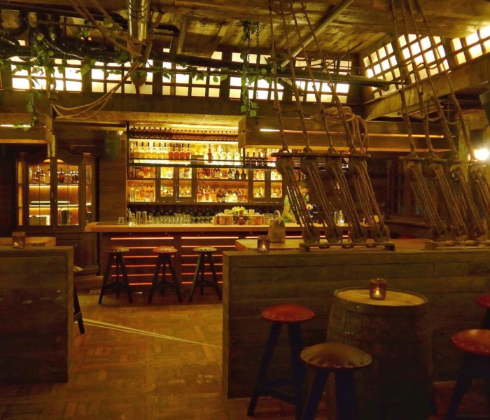 Welcome to Buccaneers in Poblacion, Makati– Manila's First Rum Bar!
